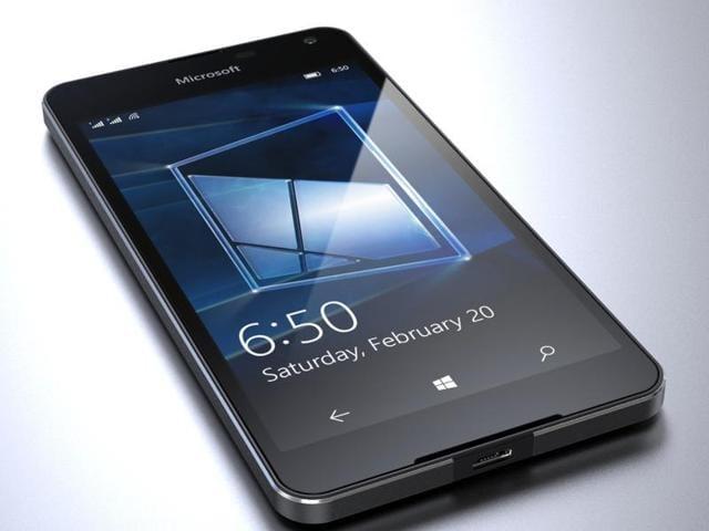 Lumia 650,Microsoft,Windows 10