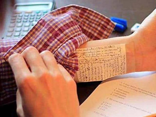 Jharkhand news,cheating in exams,rot in higher education system