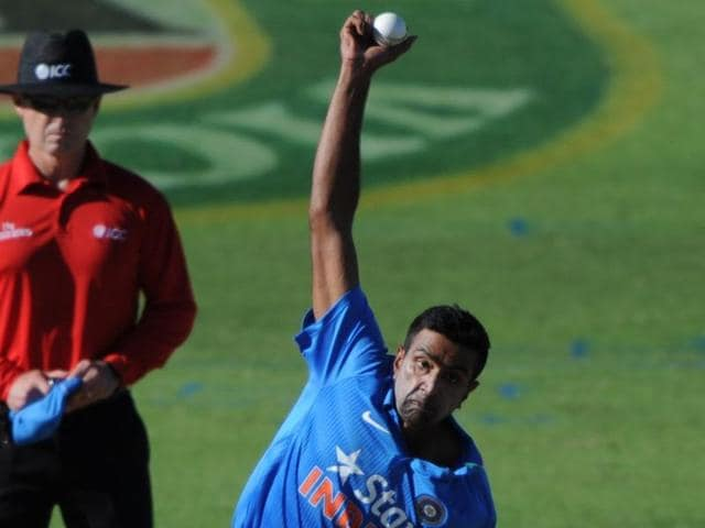Ravichandran Ashwin, a wizard in home conditions, lost his place in the team after just two matches.