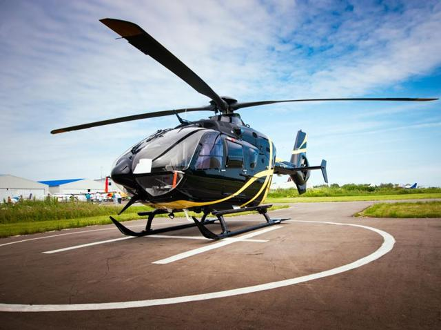 Ride hailing service Uber has joined hands with Airbus to provide helicopter rides at the Park City event