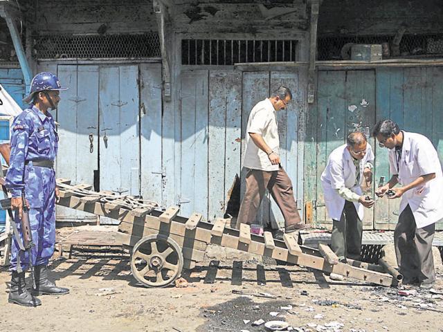 Malegaon blast case,NIA,Dilip Patidar