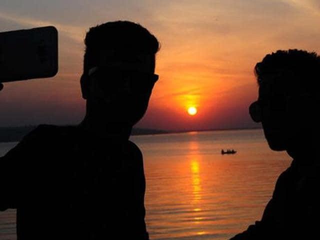 Selfie deaths in MP,Narmada,Omkareshwar