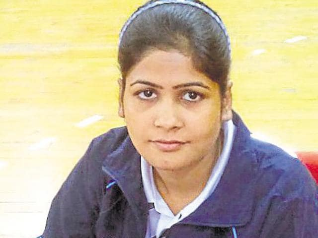 Namita Kumari has never acted in films before and has only been focusing on her wrestling career.
