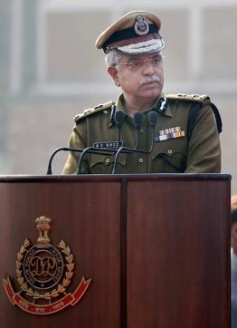 "After an ink attack on Delhi chief minister Arvind Kejriwal during a rally on Sunday, the Delhi police has been facing allegations of a security lapse at the event. On Monday, Police Commissioner BS Bassi said these allegations were ""misconceived and unfounded"".He went on to add, ""The girl who attacked the Delhi CM with ink has been arrested and a case has been registered against her. We made adequate arrangements, all necessary security arrangements were made."""