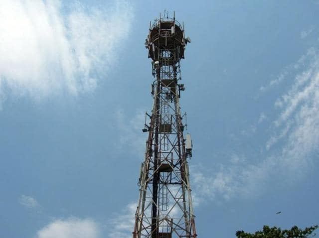 The lack of adequate number of mobile towers was one of the reasons for deteriorating quality of mobile services, officials of the Telecom Regulatory Authority of India (TRAI) said