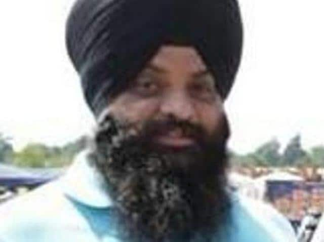 Khalistani terrorist Paramjeet Singh alias Pamma who was nabbed by the Portugal police.