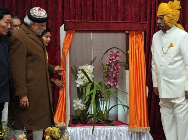 Narendra Modi,Modi flower,Modi flower nickname