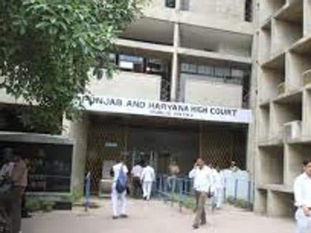 Dalits,Hisar,Punjab and Haryana high court