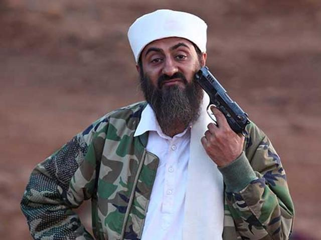Pradhuman Singh in a  still from Tere Bin Laden: Dead Or Alive. (YouTube)