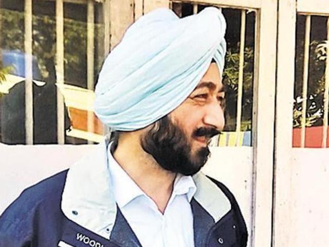 Bigamy allegation,Punjab Police officer,Salwinder Singh