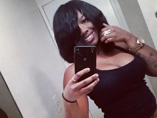 Police in the US have arrested an 18-year-old woman charged with stabbing her boyfriend to death and then allegedly admitting to the killing on Facebook