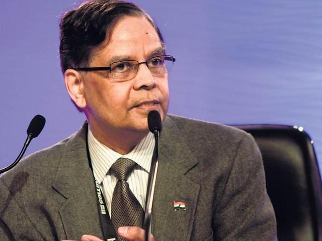 US based economist Arvind Panagariya, who also heads the government's main economic advisory body.