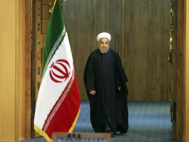 "Iranian President Hassan Rouhani has said that any new American sanctions would be ""met by an appropriate response."