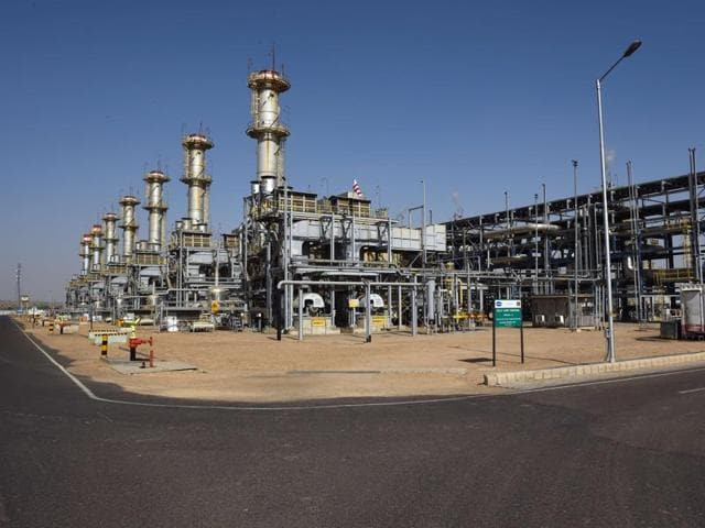 A general view of the Cairn India, Oil and Gas exploration plant at Barmer in Rajasthan. Cairn said it will seek over $600 million from India in damages for the loss it suffered from a Rs 10,247-crore tax demand.