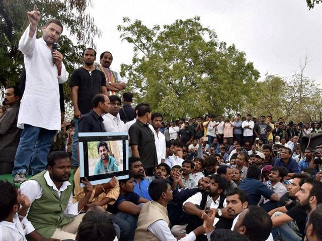 Dalit scholar suicide,Rohith Vermula,Bandaru Dattatreya