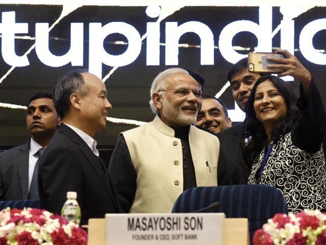 Startup India,Narendra Modi,Bankruptcy code