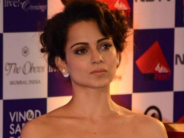 Actress Kangana Ranaut reveals how she was physically abused by an industry insider when she was 17.