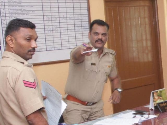 Goa,Police,ISIS