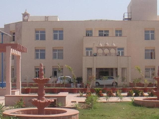 Rajasthan Central varsity