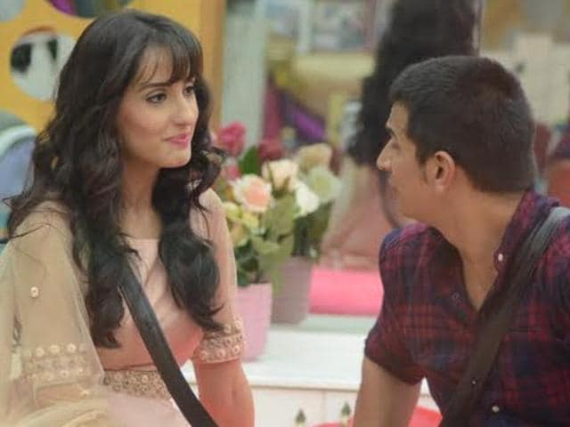 Prince assured Nora that his feelings for Yuvika is a things of the past he sees his future in Nora.
