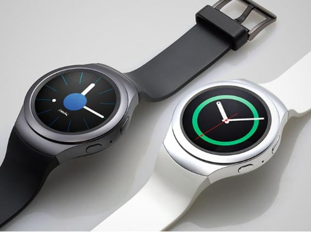 Samsung to launch the latest Gear S2 smartwatch in India on Thursday, the first wearable from the company sporting a circular dial.