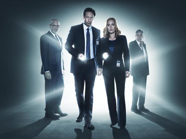 X Files,X Files Revival,David Duchovny
