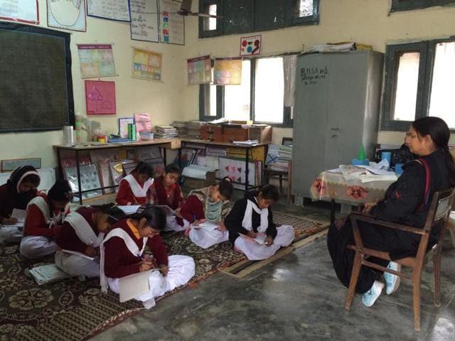 Vedic math test,Punjab,education department of Punjab