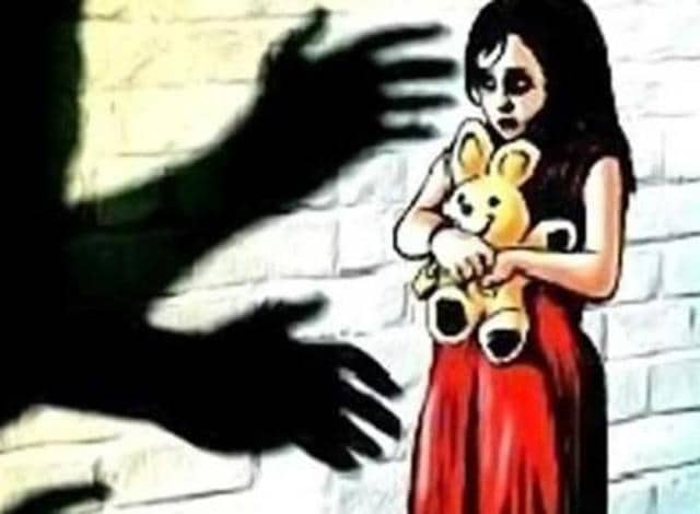 A nursery student of the Nirmala Convent School in Ujjain was allegedly raped by a bus conductor in a moving school vehicle earlier this week