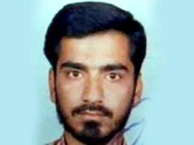File photo of Abu Jundal who was arrested by the Special Cell, in New Delhi.