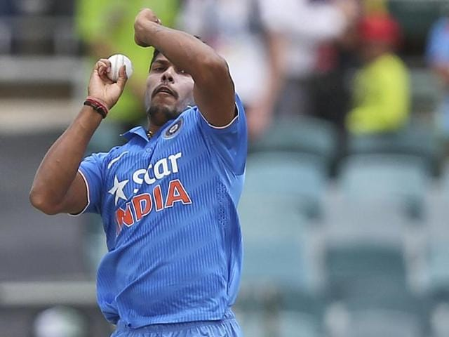 India tour of Australia 2016,India's death bowling,Umesh Yadav