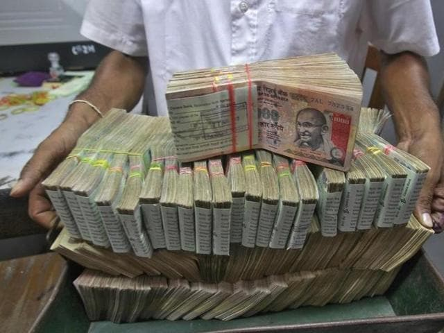 The rupee extended its losses on Thursday by seven paise to close above the 68-mark.