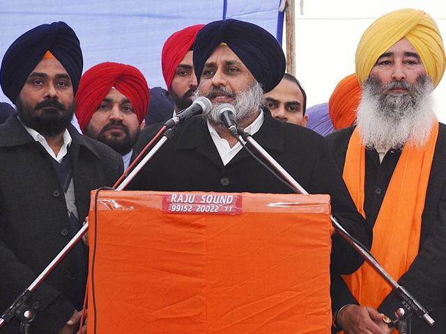 Sukhbir Badal said the AAP government was paying Rs 2 lakh per month to MLAs as salary.