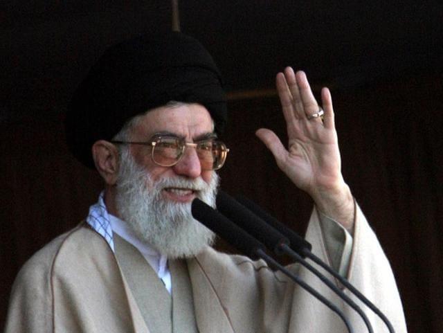 Iran,Khamenei,US deceit