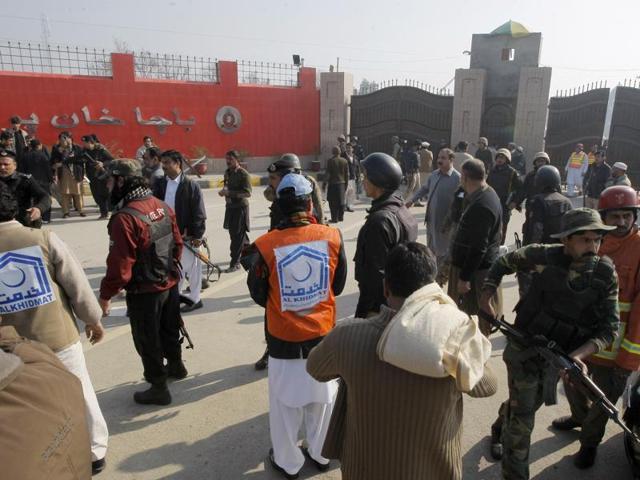 Pak university attack,Pak university attack death toll,Pak University Attack