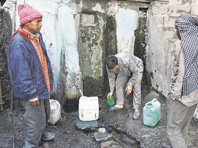 Problem of water contamination is not new to Shimla. Several times unplanned sewerage systems contaminate drinking water leading to various water-borne diseases. Grey water (kitchen waste) is also not connected to sewage line at several places and is being drained in open.