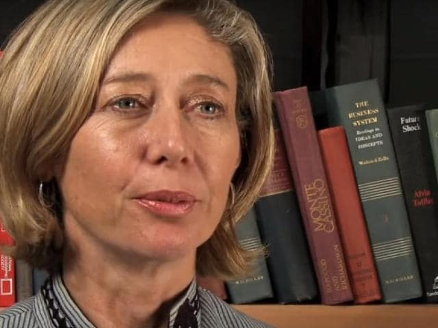 War correspondent and author Christina Lamb is currently the Foreign Affairs Correspondent for the Sunday Times.