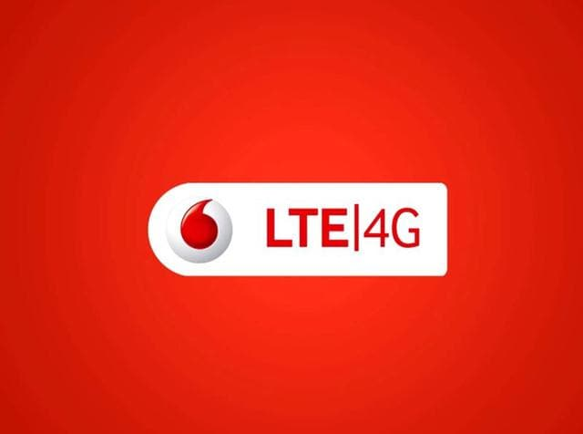 Vodafone,4G,LTE