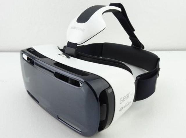 Samsung Gear VR headset is essentially aimed at giving users an immersive multimedia experience