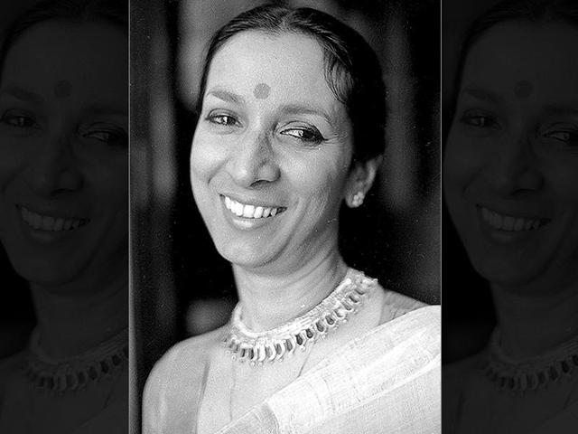 Dancer Mrinalini Sarabhai died of old-age related problems in Ahmedabad.