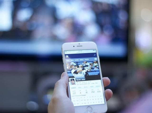 Nielsen said a recent study it carried out found that nearly 60% of smartphone and tablet owners use their devices while watching television, at least several times a week.