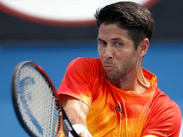 Australian Open 2016,Fernando Verdasco,Dudi Sela