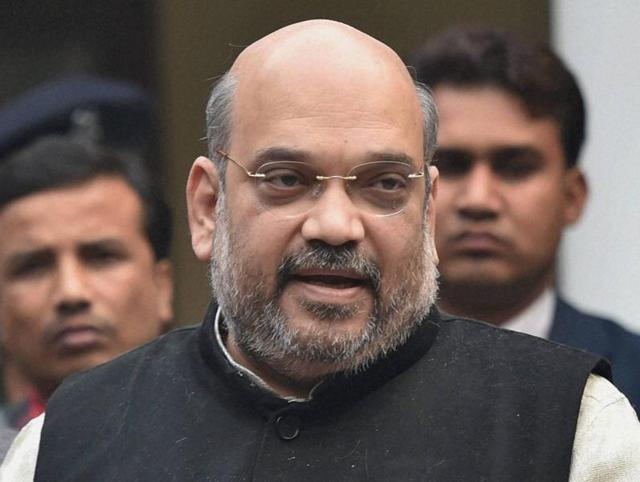 Amit Shah,BJP president,State elections