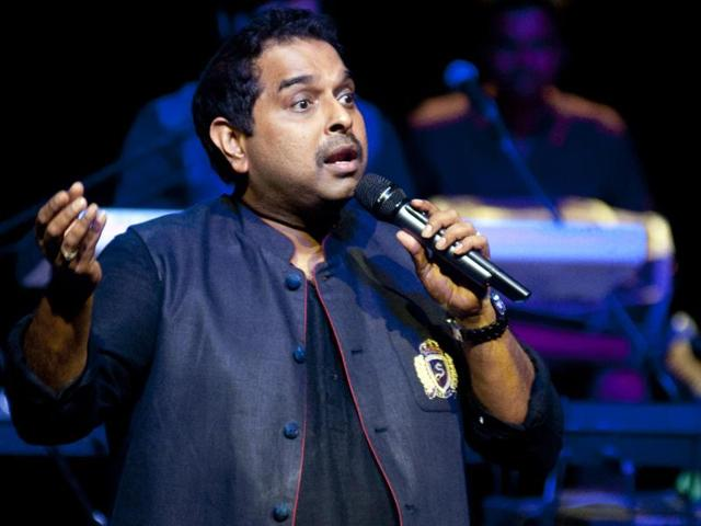 Mahadevan's My Country, My Music will explore influences of folk music on mainstream Bollywood music.