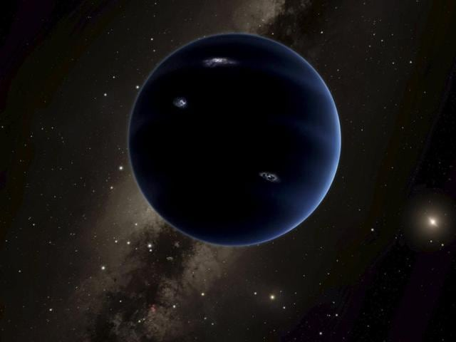 Ninth Planet,Planets in the Solar System,Solar System