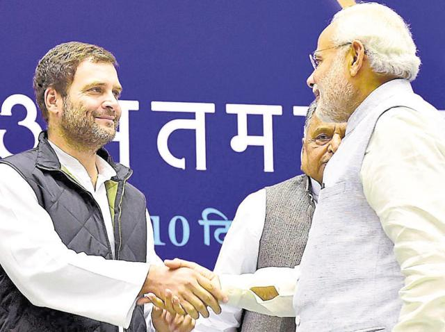 PM Modi,Rahul Gandhi,Youth