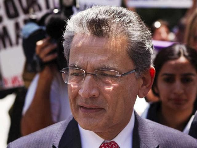 Former Goldman Sachs director Rajat Gupta will stay confined to his apartment until March with an ankle bracelet that will monitor his movements.