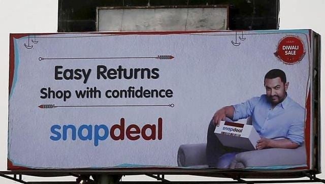Snapdeal,Zomato,Cleartrip