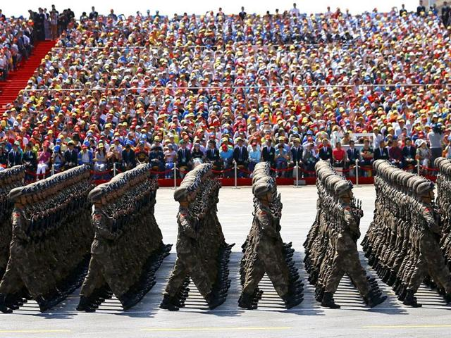 China's powerful armed forces have shut down all of their newspapers as part of their overall strategy to streamline the world's largest standing military force.