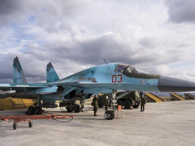 Russia,Syria war,Airstrikes