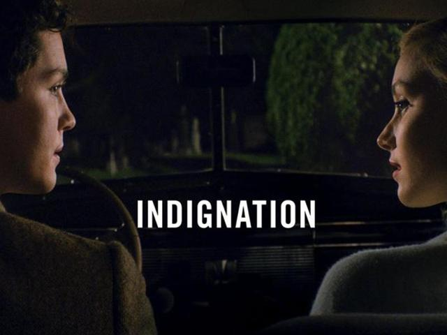 James Schamus' directorial debut, Indignation, is the story of idealistic son of a humble kosher butcher from USA.